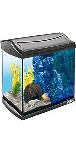 Tetra AquaArt LED Aquarium-Komplett-Set 30L Anthrazit