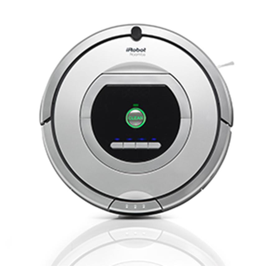 Amazon.de: iRobot Roomba 760 Staubsaug-Roboter