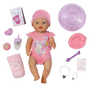 Zapf Creation 819197 - Baby Born Interactive Puppe: Amazon