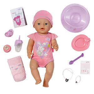 zapf creation 819197 baby born interactive puppe amazon. Black Bedroom Furniture Sets. Home Design Ideas