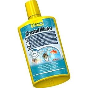 Tetra CrystalWater für kristallklares Aquariumwasser