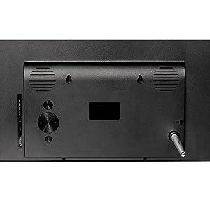Hama Premium Digitaler Bilderrahmen 15,6 Zoll schwarz