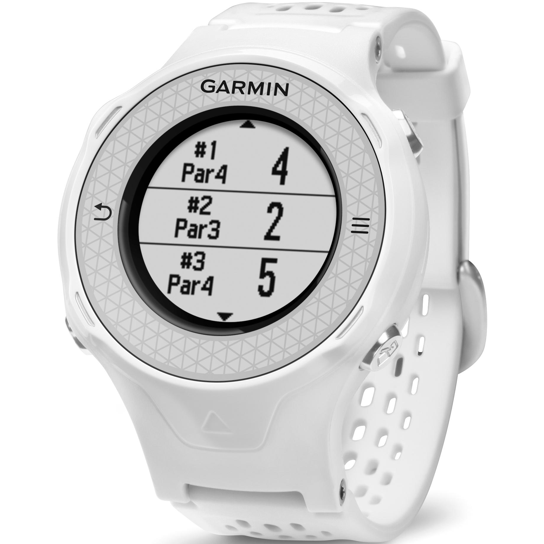 garmin approach s4 gps golf uhr touchscreen anzeige der. Black Bedroom Furniture Sets. Home Design Ideas