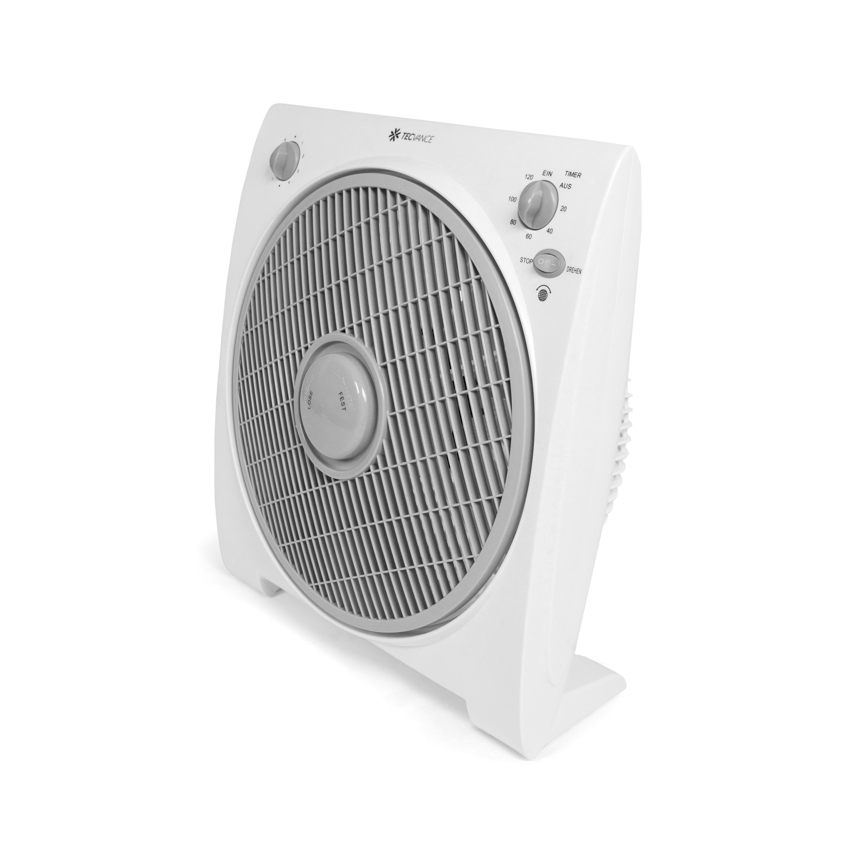 Tecvance Box - Ventilator / Windemaschine mit 4-Stufen und Timer, GS ...