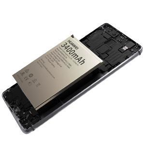 Huawei P9 Plus Smartphone 5,5 Zoll grau: Amazon.de: Elektronik
