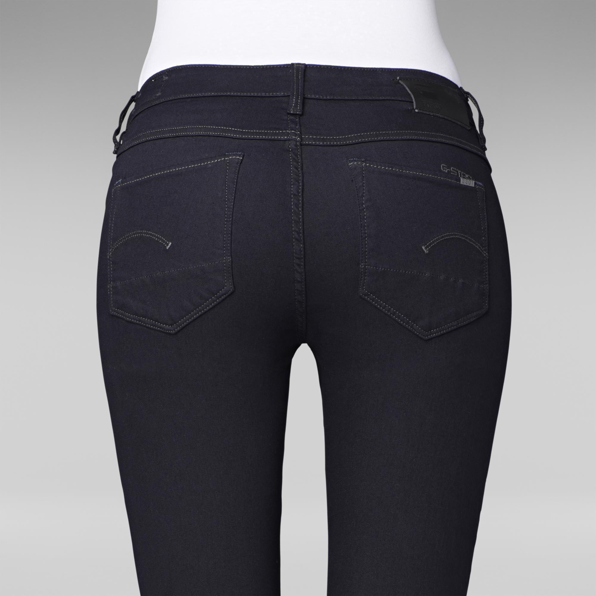 g star damen 3301 contour skinny jeans bekleidung. Black Bedroom Furniture Sets. Home Design Ideas