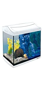 Tetra AquaArt LED Aquarium-Komplett-Set 30L Weiß