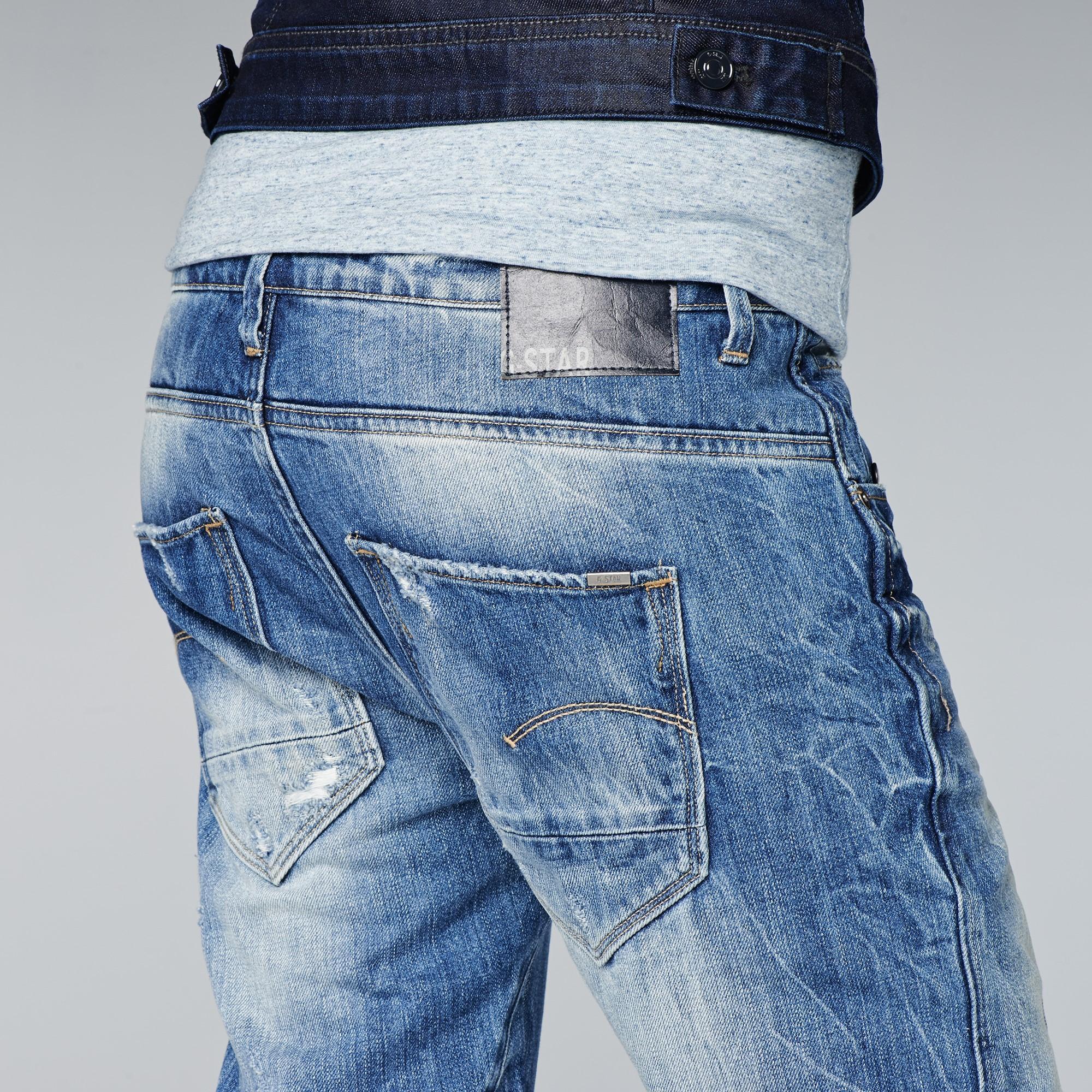 g star damen arc 3d tapered jeans bekleidung. Black Bedroom Furniture Sets. Home Design Ideas