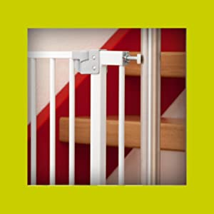 hauck 597026 open n stop treppen t r schutzgitter f r. Black Bedroom Furniture Sets. Home Design Ideas