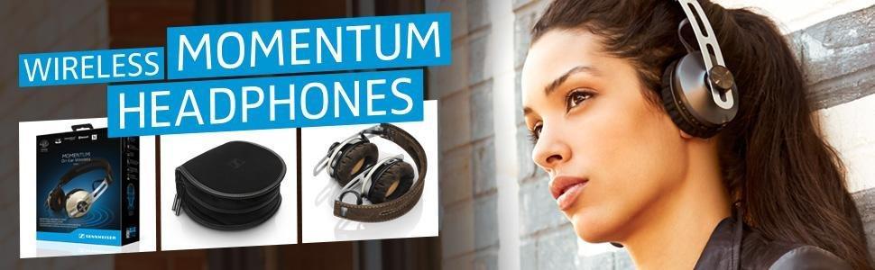 sennheiser momentum on ear wireless kopfh rer elektronik. Black Bedroom Furniture Sets. Home Design Ideas
