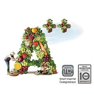 Smart Inverter Kompressor