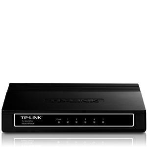 Tp Link Tl Sg1005d Gigabit Desktop Switch Elektronik