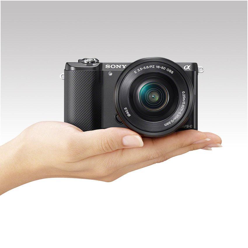 sony alpha 5000 systemkamera kamera set ovp rechnung. Black Bedroom Furniture Sets. Home Design Ideas