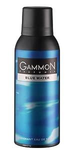 GAMMON Blue Water Deodorant