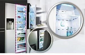 lg gsl 325 pzyz side by side a k hlen 346 l gefrieren 162 l no frost cushed ice. Black Bedroom Furniture Sets. Home Design Ideas
