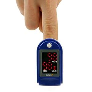 Pulox PO-100 Blau Finger