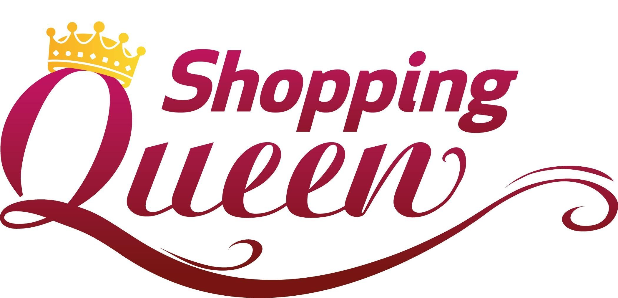 shopping queen schriftzug