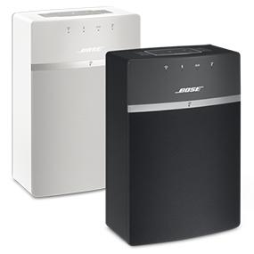 bose soundtouch 10 kabelloses music system wei. Black Bedroom Furniture Sets. Home Design Ideas