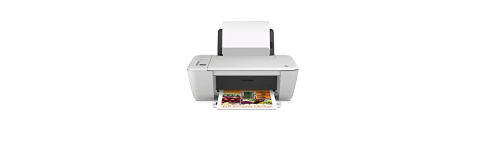 HP Deskjet 2540 All-in-One Druckerserie grau: Amazon.de