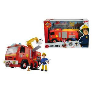 Simba Feuerwehrmann Sam 109251063 - Fahrzeug Jupiter mit