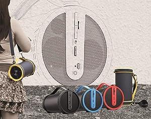 Imperial Beatsman Mobiler Bluetooth Lautsprecher Mit Ukw Radio 2 1 Lautsprecher Bluetooth 2 1 Ukw Radio Microsd Kartenleser Schwarz Heimkino Tv Video