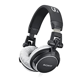 Sony MDR-V55/BR DJ Stereo Kopfhörer