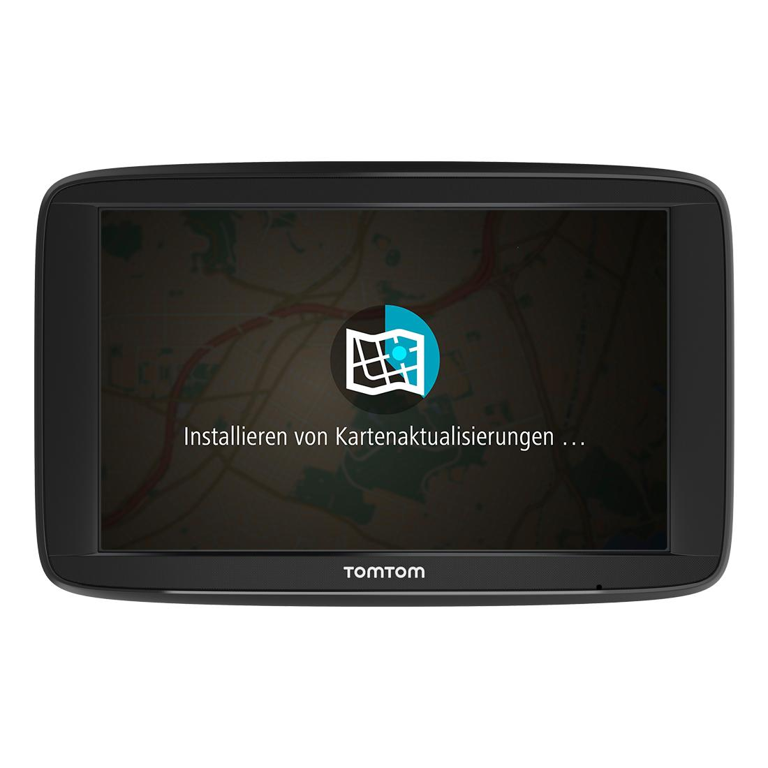 tomtom via 62 europe traffic navigationsger t 15 cm 6. Black Bedroom Furniture Sets. Home Design Ideas