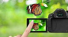 Schwenkbarer Touchscreen-LCD