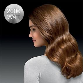 Braun Satin Hair 3 HD385 Power Perfection Haartrockner mit Diffusor Föhn