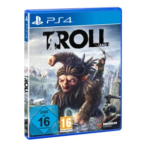 Troll & I - PS4 Cover