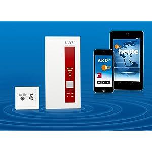 FRITZ!WLAN DVB-C Smarthphone Tablet
