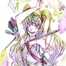 Manga Zeichnungen mit Tombow Dual Brush Pen