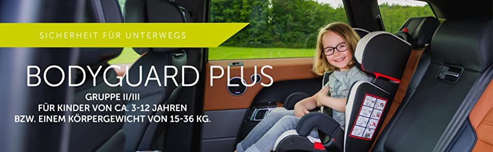 hauck 610022 autositze bodyguard plus isofix connect baby. Black Bedroom Furniture Sets. Home Design Ideas