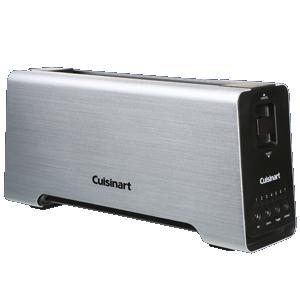 cuisinart cpt180e 4 schlitz toaster american style. Black Bedroom Furniture Sets. Home Design Ideas