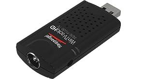 WinTV-soloHD, DVB-C, DVB-T2, DVB-T Fernsehen am PC/Notebook