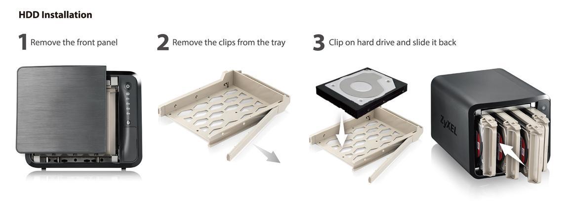 zyxel privater cloud speicher storage mit fernzugriff computer zubeh r. Black Bedroom Furniture Sets. Home Design Ideas