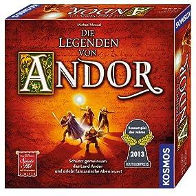 Produktabbildung Die Legenden von Andor
