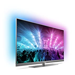 Philips 55PUS7181 139 cm (55 Zoll) Fernseher (Ambilight