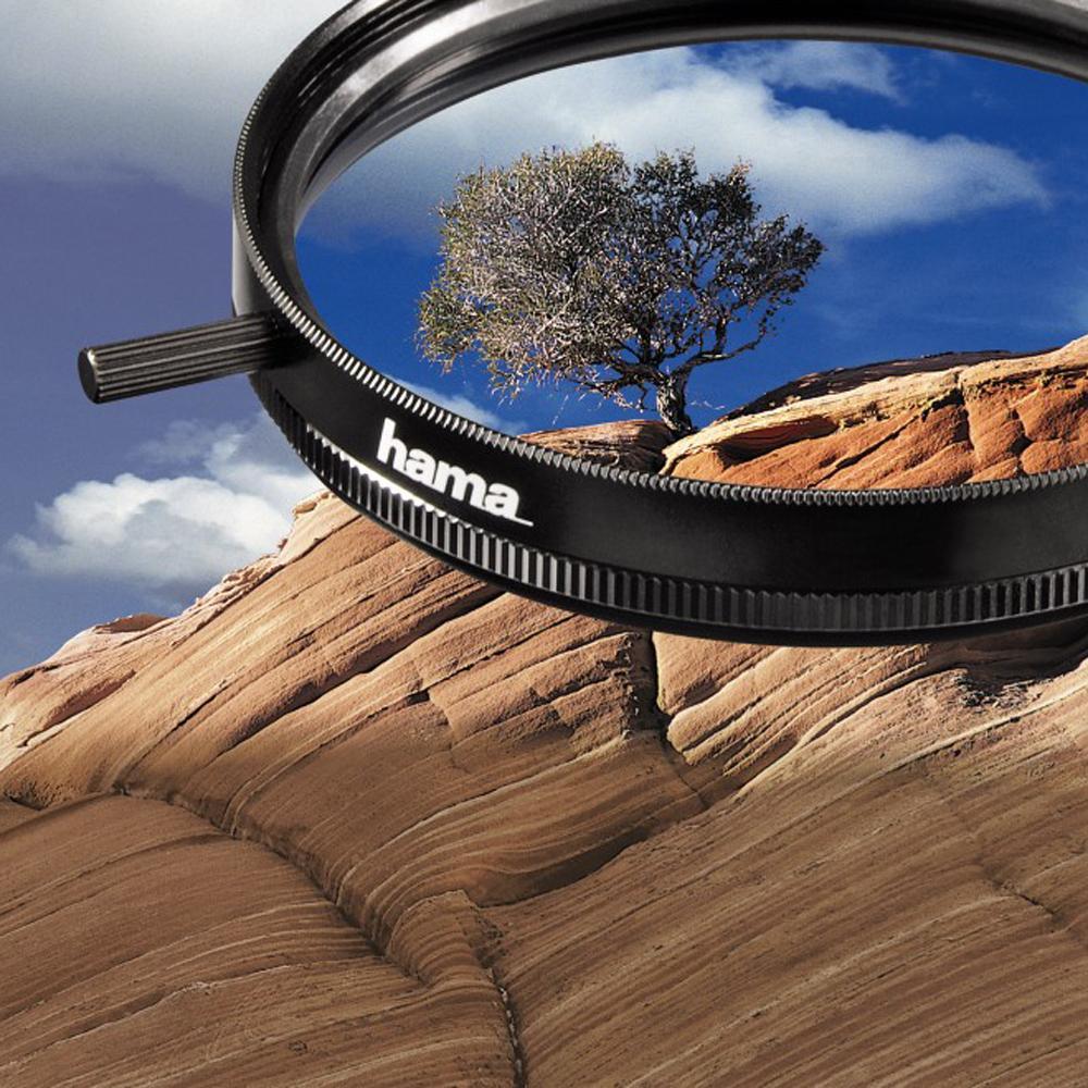 hama polarisations filter 8 fach verg tung kamera. Black Bedroom Furniture Sets. Home Design Ideas