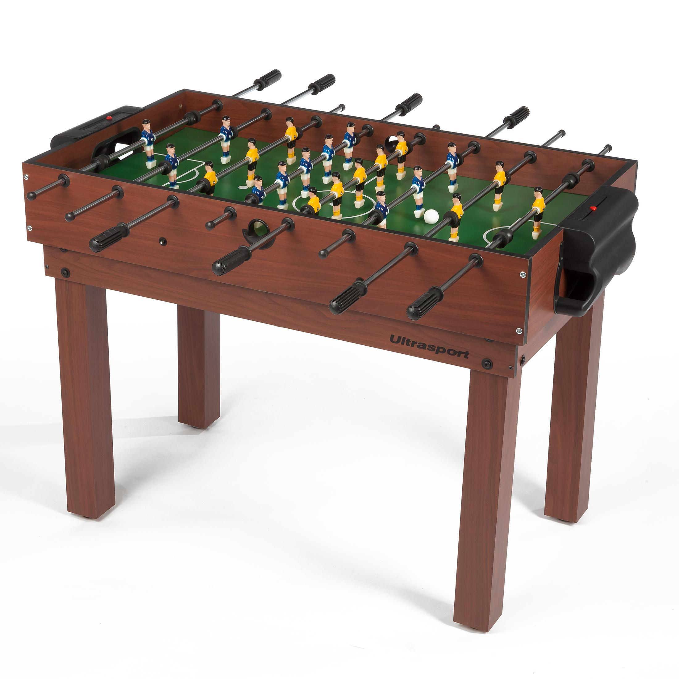 ultrasport spieltisch 12 in 1 game zone kinder spieltisch mit tischfu ball billard schach und. Black Bedroom Furniture Sets. Home Design Ideas