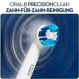 Ersatz-Aufsteckbürsten Oral-B Precision Clean
