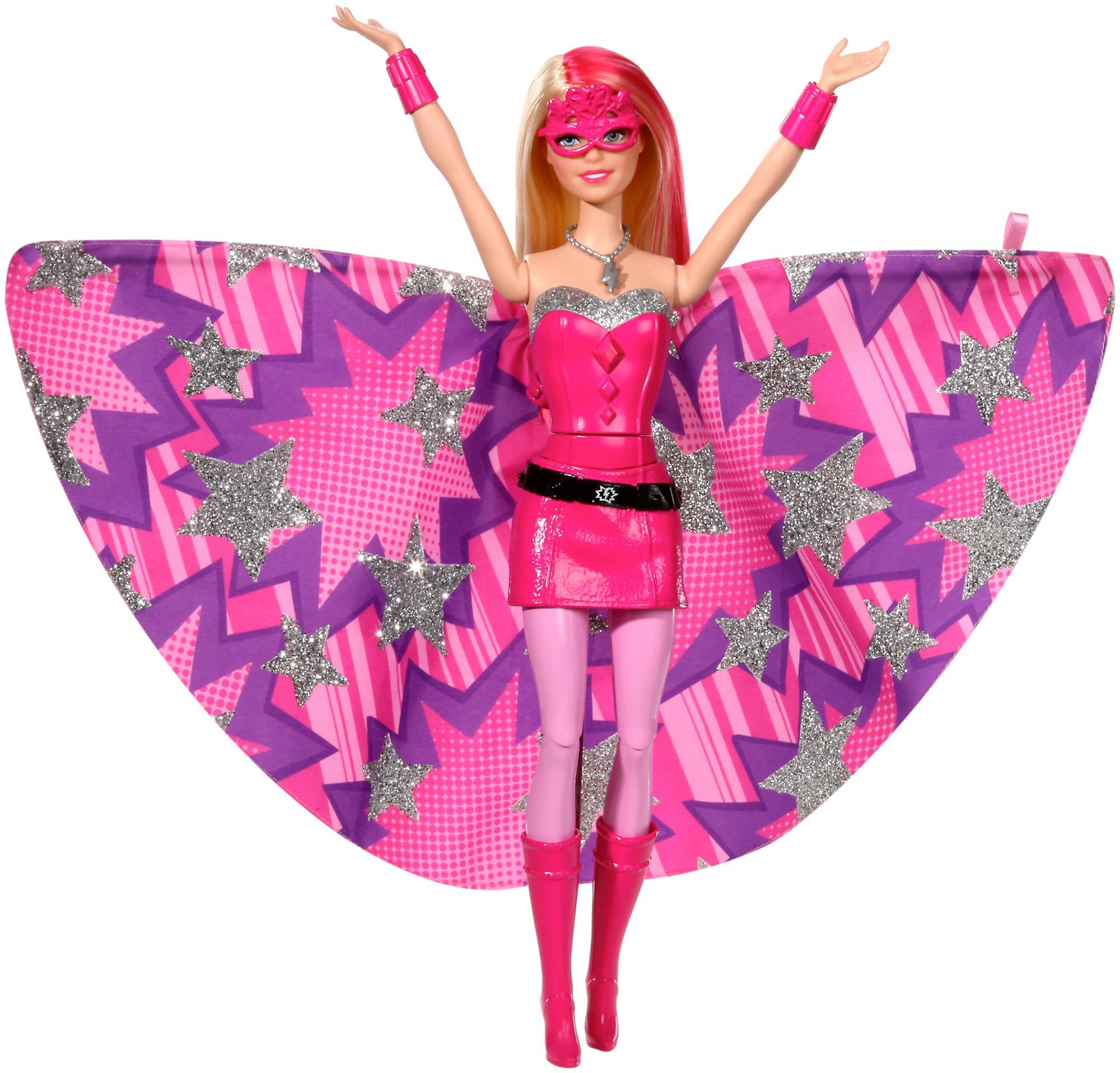 Barbie Die Superhelden