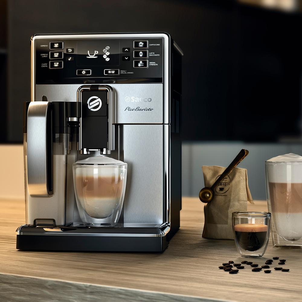 saeco hd8927 01 picobaristo kaffeevollautomat 1450 watt. Black Bedroom Furniture Sets. Home Design Ideas