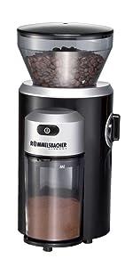 elektrische Kaffeemühle