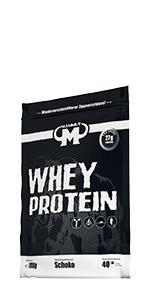 Mammut Whey Protein Schoko