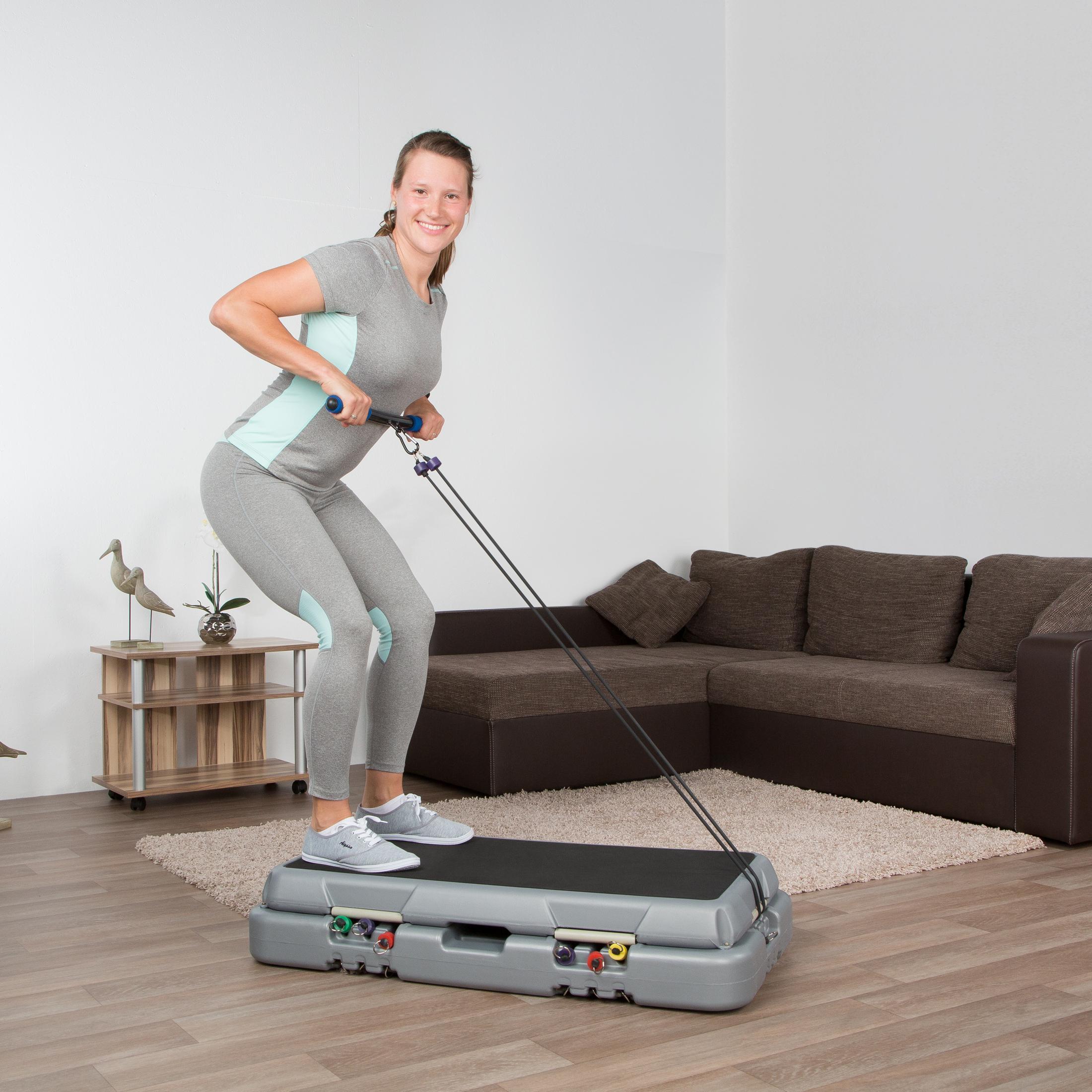 ultrasport multifunktionsstepper multi gym. Black Bedroom Furniture Sets. Home Design Ideas