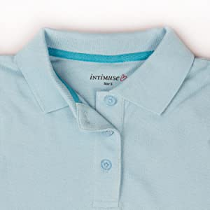 11846 Intimuse Damen Poloshirt