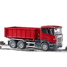 Scania LKW von Bruder
