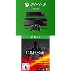 Xbox One Konsole Kinect Project Cars Amazon De Games