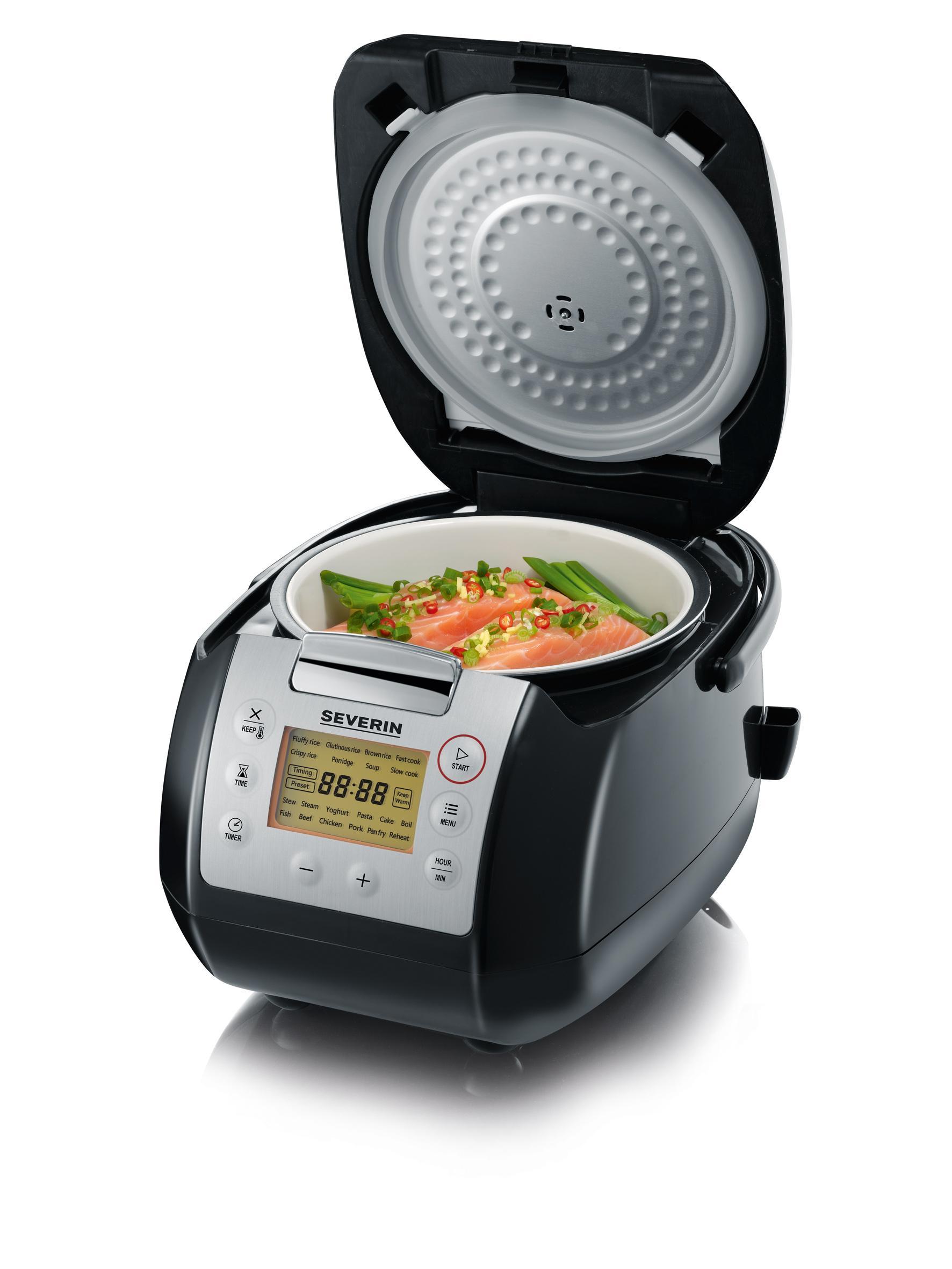 Amazon.de: Severin MC 2448 Multicooker (900 Watt, 5 L